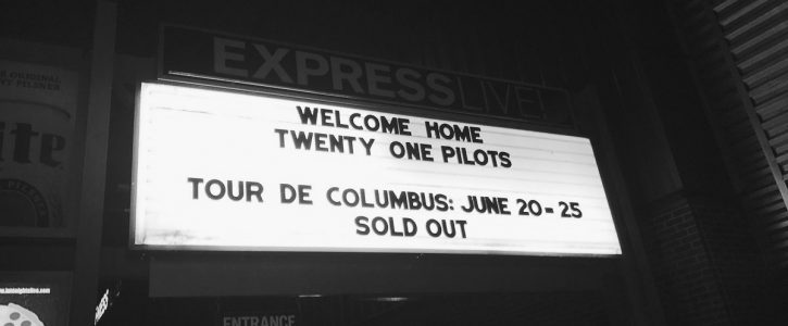 Tour de Columbus | EXPRESS LIVE!